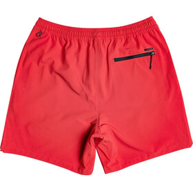 Quiksilver On Tour Volley 15 Shorts Men, high risk red